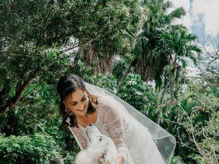 The wedding of Karla and Jose 3