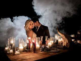 The wedding of Sabrina and James 2