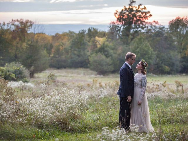 Jeff and Astrid's Wedding in Geneseo, New York 1