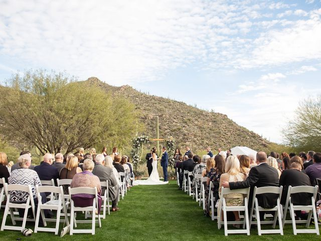 Tim and Ashley's Wedding in Tucson, Arizona 1
