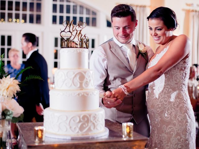 Chris and Brittany's Wedding in Bensalem, Pennsylvania 3