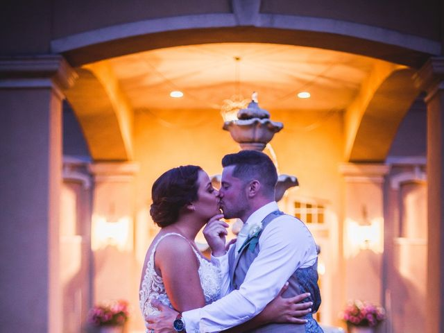 Chris and Brittany's Wedding in Bensalem, Pennsylvania 6