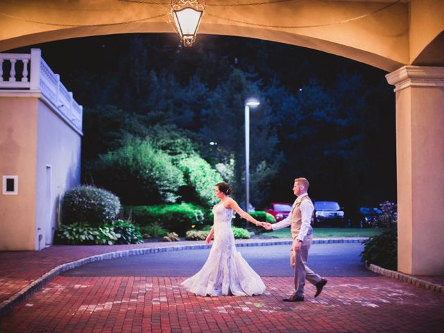 Chris and Brittany's Wedding in Bensalem, Pennsylvania 8