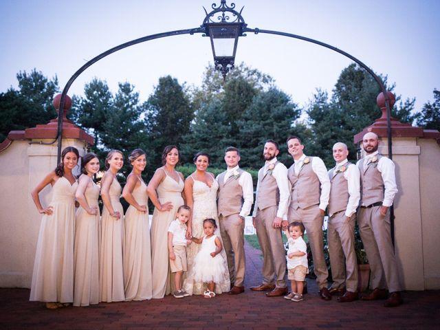 Chris and Brittany's Wedding in Bensalem, Pennsylvania 9