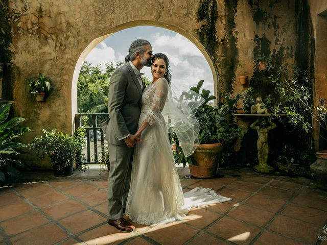 The wedding of Karla and Jose