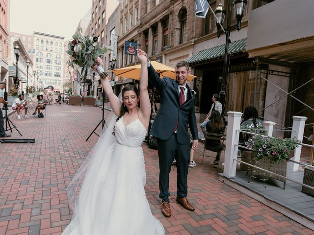 Justin and Victoria's Wedding in Hartford, Connecticut 1