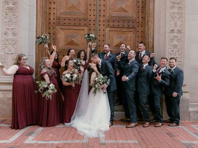 Justin and Victoria's Wedding in Hartford, Connecticut 2
