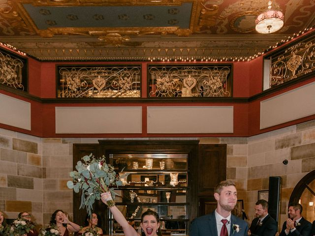 Justin and Victoria's Wedding in Hartford, Connecticut 6