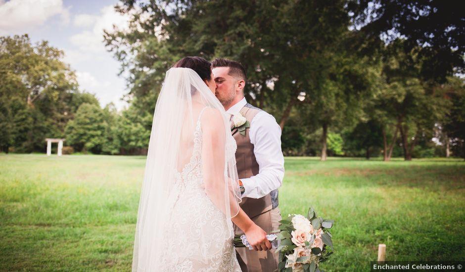 Chris and Brittany's Wedding in Bensalem, Pennsylvania