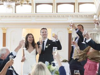 Joy and Brad's Wedding in Belvedere Tiburon, California 13