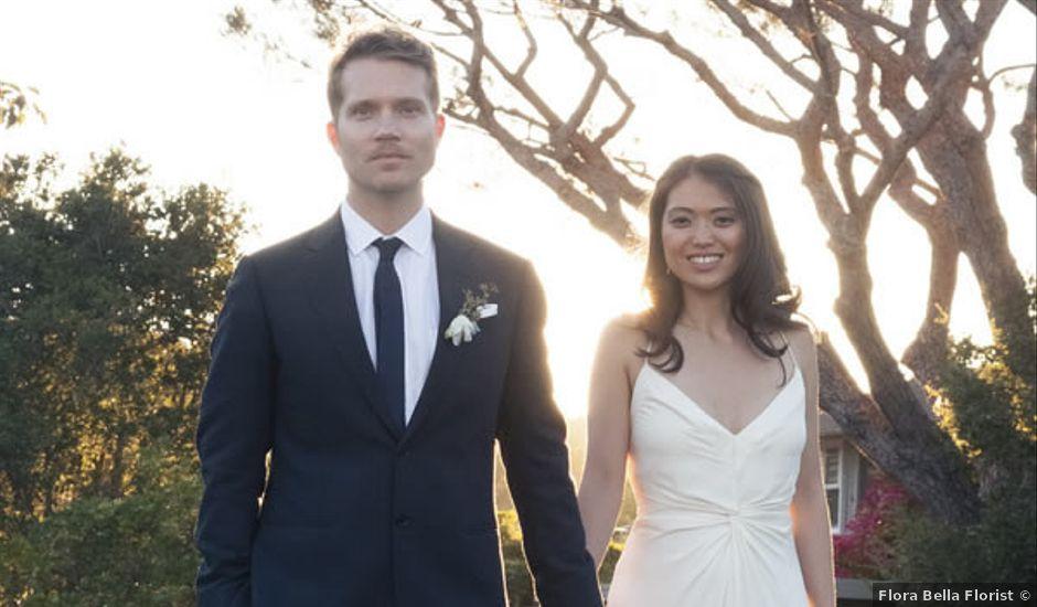Joy and Brad's Wedding in Belvedere Tiburon, California