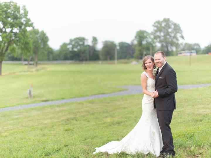 The wedding of Kimberly and Stephen