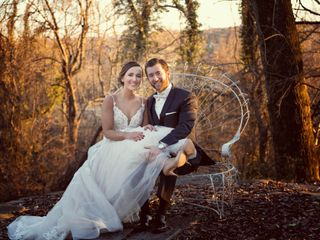 The wedding of Amber and Coty