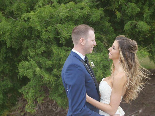 The wedding of Christina and Scott