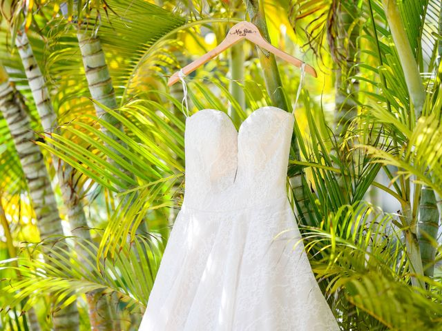 Chris and Greisy's Wedding in Punta Cana, Dominican Republic 2