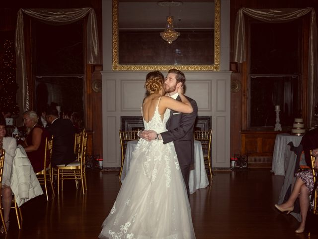 Coty and Amber's Wedding in Catonsville, Maryland 1