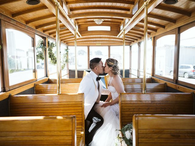 Marg and Ant's Wedding in San Francisco, California 117