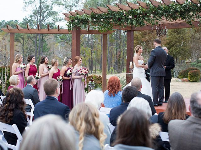 Bryce and Alexandra's Wedding in Dickinson, Texas 57