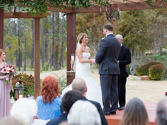 Bryce and Alexandra's Wedding in Dickinson, Texas 61