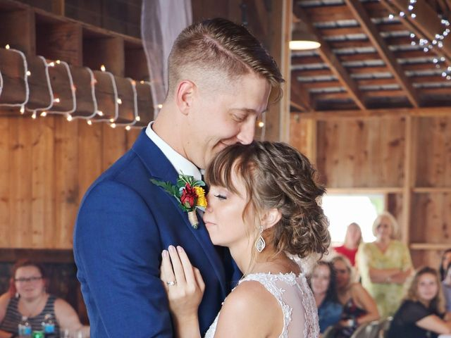 Kyle and Becky's Wedding in Lafayette, Indiana 1
