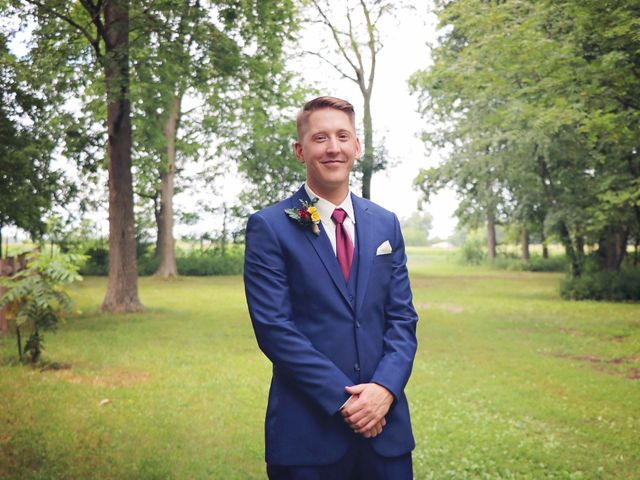 Kyle and Becky's Wedding in Lafayette, Indiana 17
