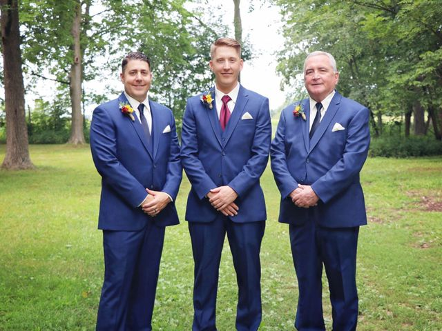 Kyle and Becky's Wedding in Lafayette, Indiana 19