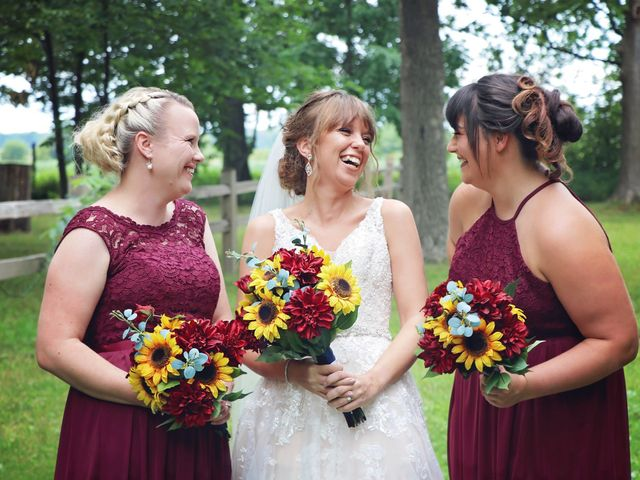 Kyle and Becky's Wedding in Lafayette, Indiana 23
