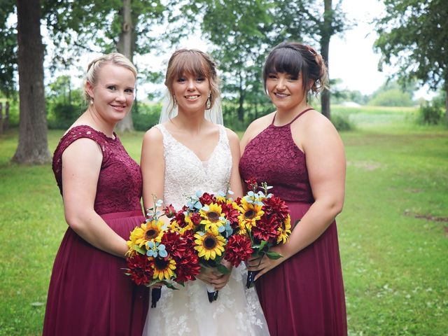 Kyle and Becky's Wedding in Lafayette, Indiana 25