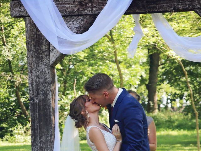 Kyle and Becky's Wedding in Lafayette, Indiana 3