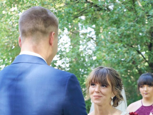 Kyle and Becky's Wedding in Lafayette, Indiana 4