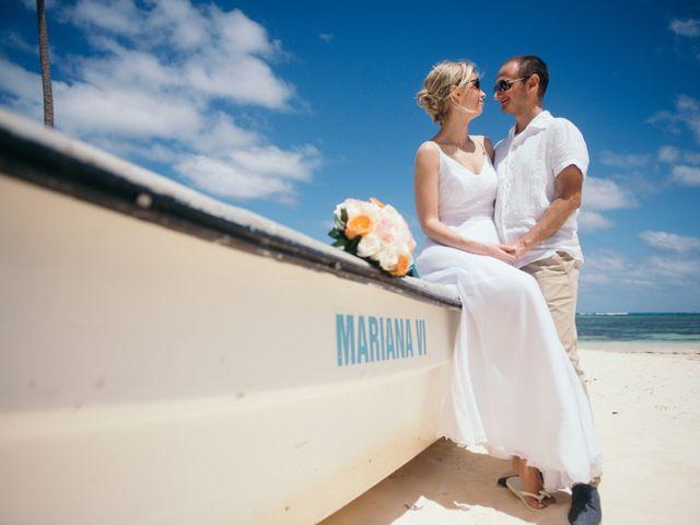 The wedding of Sandra and Ivan