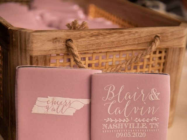 Calvin and Blair's Wedding in Franklin, Tennessee 15