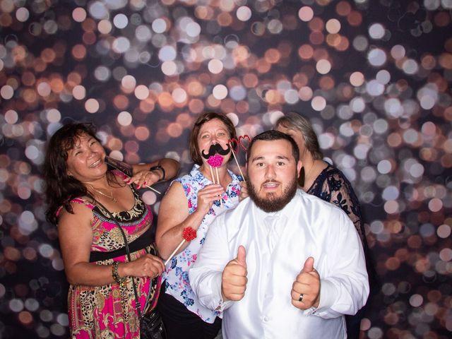 Kevin and Kirsten's Wedding in Burnett, Wisconsin 9