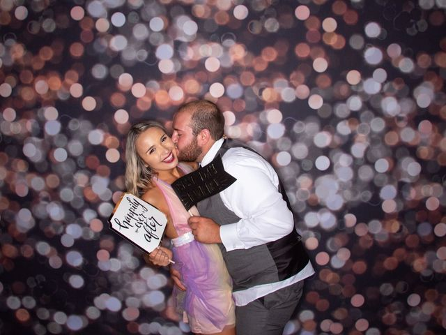 Kevin and Kirsten's Wedding in Burnett, Wisconsin 10