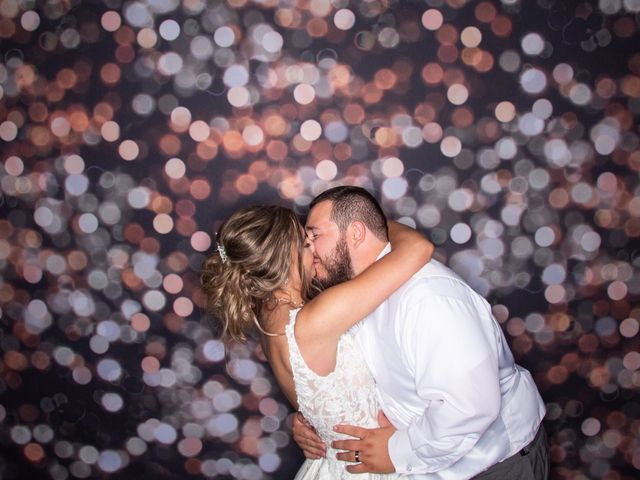 Kevin and Kirsten's Wedding in Burnett, Wisconsin 15