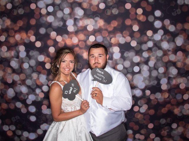Kevin and Kirsten's Wedding in Burnett, Wisconsin 16