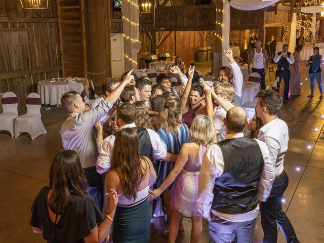 Kevin and Kirsten's Wedding in Burnett, Wisconsin 17