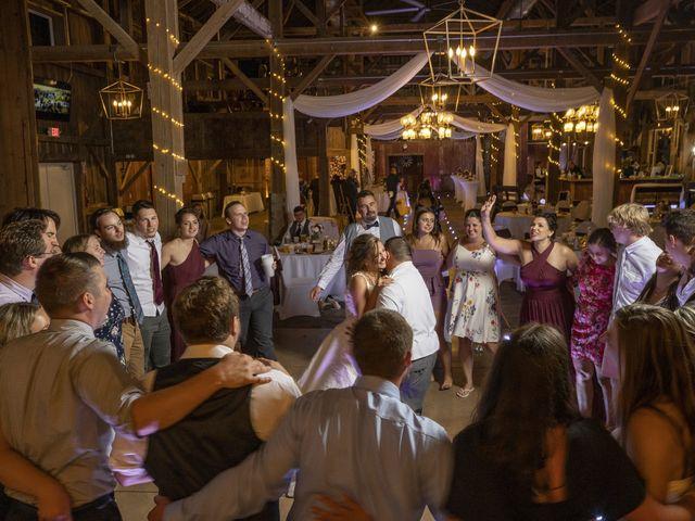 Kevin and Kirsten's Wedding in Burnett, Wisconsin 18