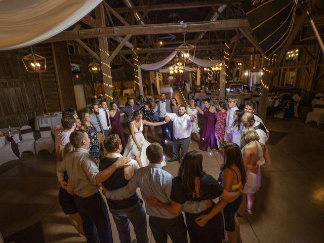 Kevin and Kirsten's Wedding in Burnett, Wisconsin 19