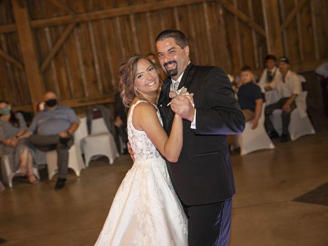 Kevin and Kirsten's Wedding in Burnett, Wisconsin 20