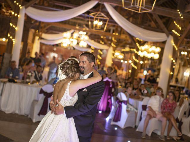 Kevin and Kirsten's Wedding in Burnett, Wisconsin 21