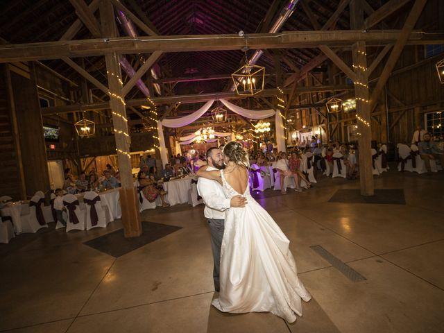 Kevin and Kirsten's Wedding in Burnett, Wisconsin 23