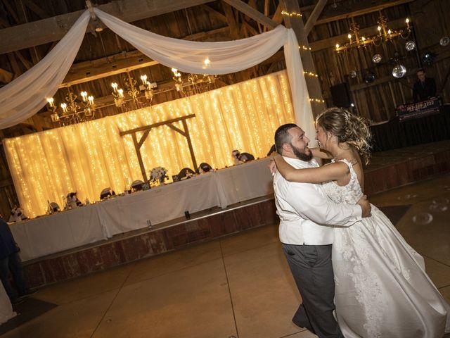 Kevin and Kirsten's Wedding in Burnett, Wisconsin 24