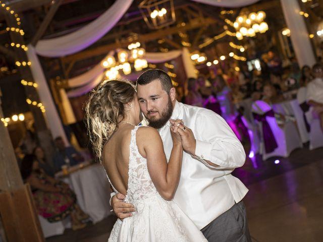 Kevin and Kirsten's Wedding in Burnett, Wisconsin 25