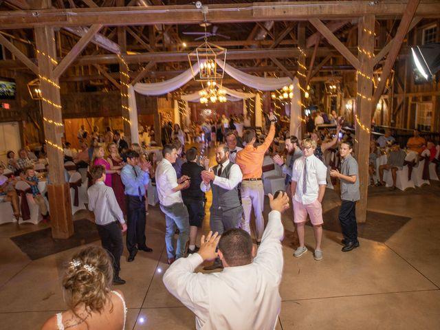 Kevin and Kirsten's Wedding in Burnett, Wisconsin 28