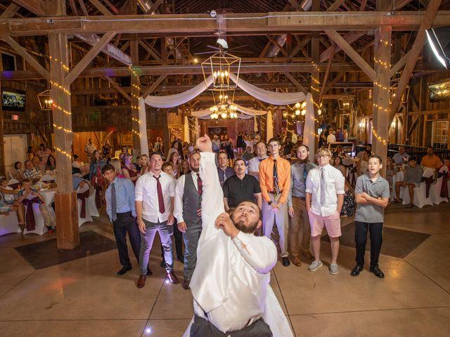 Kevin and Kirsten's Wedding in Burnett, Wisconsin 29