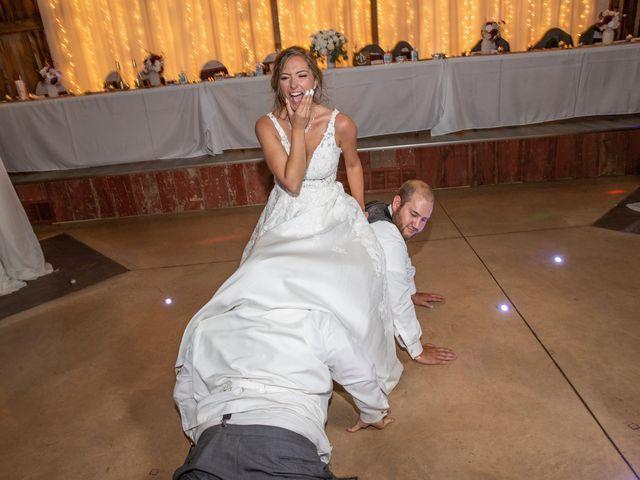 Kevin and Kirsten's Wedding in Burnett, Wisconsin 30