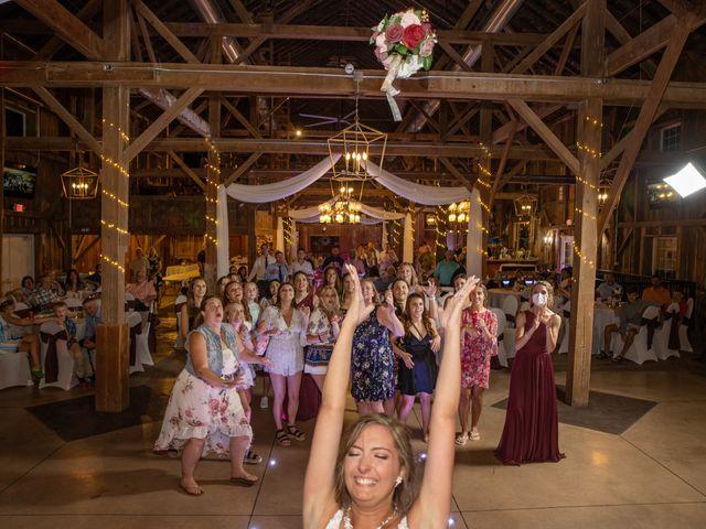 Kevin and Kirsten's Wedding in Burnett, Wisconsin 32