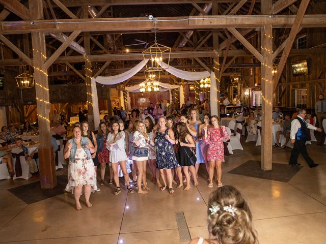 Kevin and Kirsten's Wedding in Burnett, Wisconsin 33