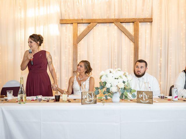 Kevin and Kirsten's Wedding in Burnett, Wisconsin 36
